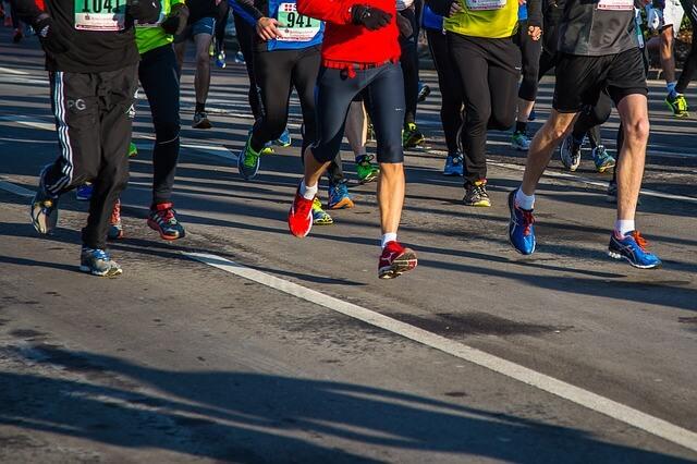 フォーム改善でマラソンを速く走る!